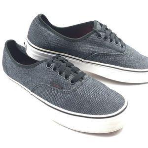 VANS Authentic Plaid Shoes